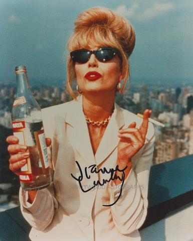 JOANNA LUMLEY - Absolutely Fabulous