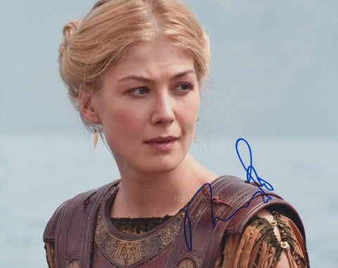ROSAMUND PIKE - Wrath Of The Titans - (2)