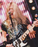 JAMES LOMENZO - Megadeth / Black Label Society - (2)
