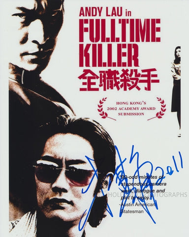 JOHNNIE TO - Fulltime Killer