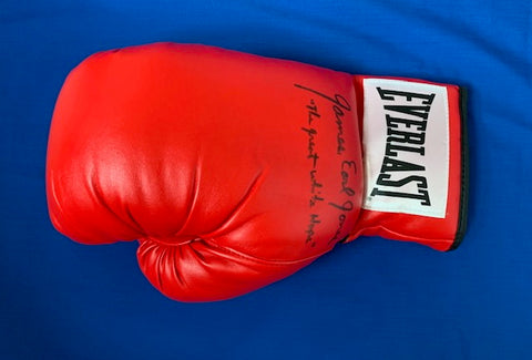 JAMES EARL JONES - The Great White Hope - Signed Boxing Glove