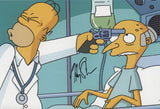 "HARRY SHEARER -The Simpsons - 8""x12"" - (2)"