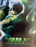 "HULK - Jennifer Connelly and Josh Lucas Dual Signed - 12""x16"""