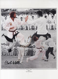 "BOB WALL - Enter The Dragon - 12""x16"" - (2)"