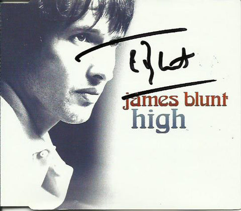 JAMES BLUNT - High CD