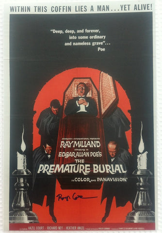 "ROGER CORMAN - The Premature Burial - 12~"" x 18''"