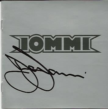 TONY IOMMI - CD