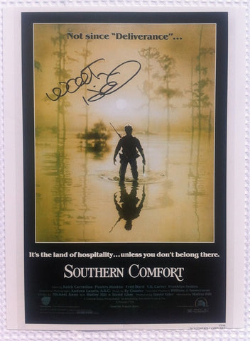 "WALTER HILL - Southern Comfort - 12"" x 18"""
