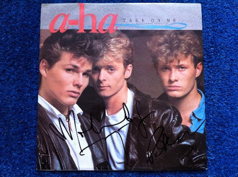 "A-HA - Take On Me 12"" Vinyl"