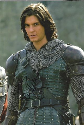 "BEN BARNES - The Chronicles Of Narnia - 8"" x 11"""