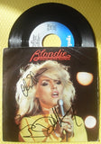 "BLONDIE - 7"" Vinyl - Multi-Signed - (6)"