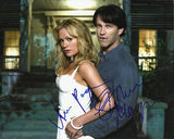 ANNA PAQUIN & STEPHEN MOYER - True Blood - Dual Signed