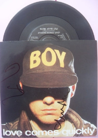 "PET SHOP BOYS - 7"" Vinyl - (8)"