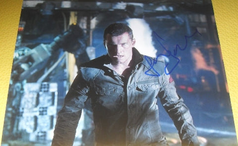 SAM WORTHINGTON - Terminator Salvation - (3)