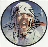 "SCORPIONS: NO ONE LIKE YOU 7"" Multi SIgned Vinyl Picture Disc"