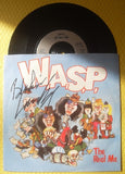 "W.A.S.P. - The Real Me 7"" Vinyl"