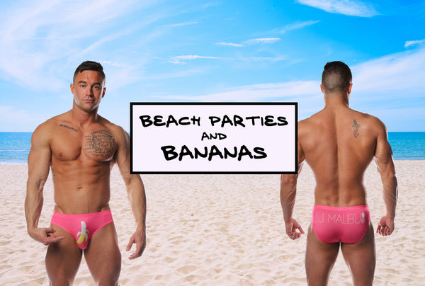 Beach Parties & Bananas