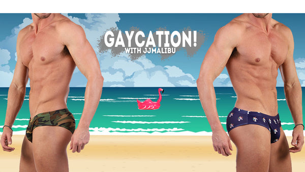 TOP 3 GAYCATION PLACES!