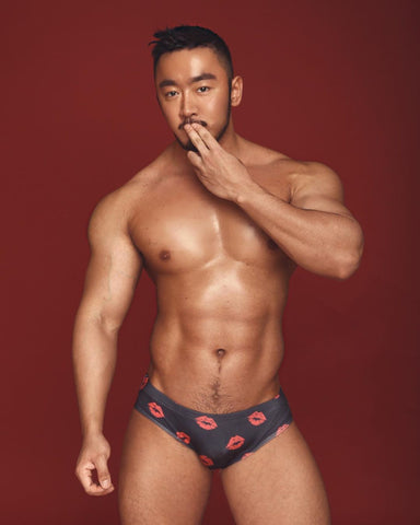 guoyang510. year of the rat. happy chinese new year. asian hunk.