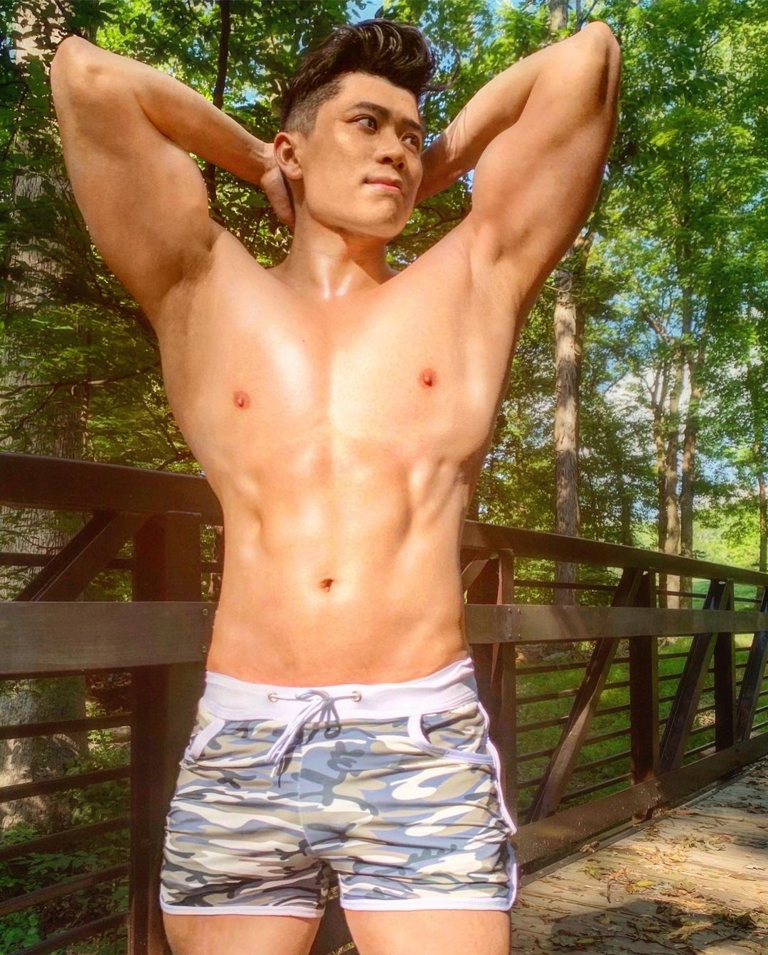 Alan 🩺 Medical Student Jersey Boi 🧢🌲 Fitness 🤷🏻♂️ Fashion Gay Asian