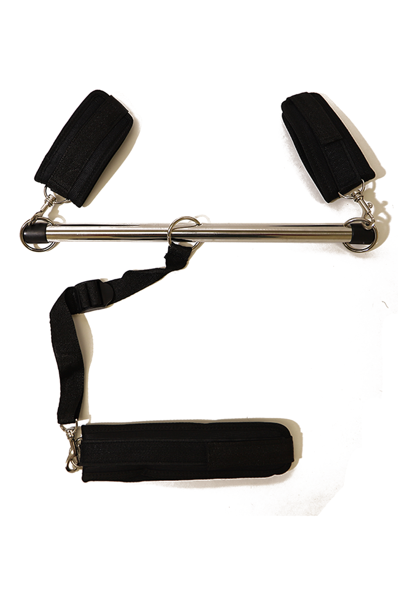 Spread Em Bar Kit for Wrists and Ankle Restraints