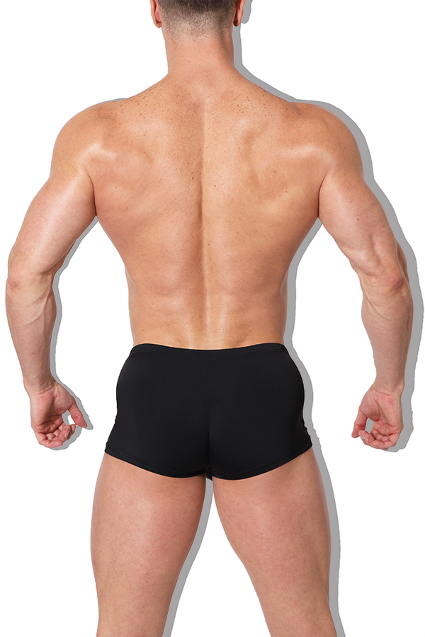 Break Free Bulge Boxer Briefs - Black