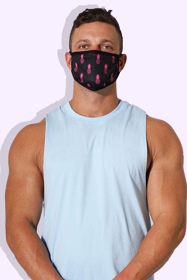 Reusable JJ Logo Face Mask