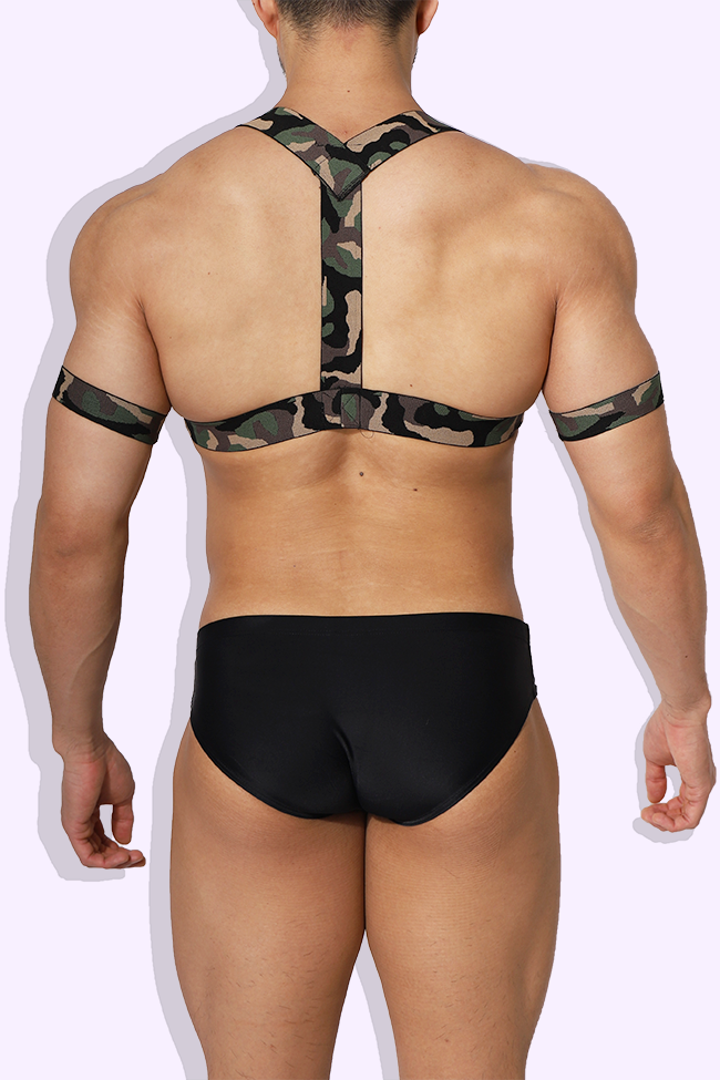 Conspiracy Harness - Camo
