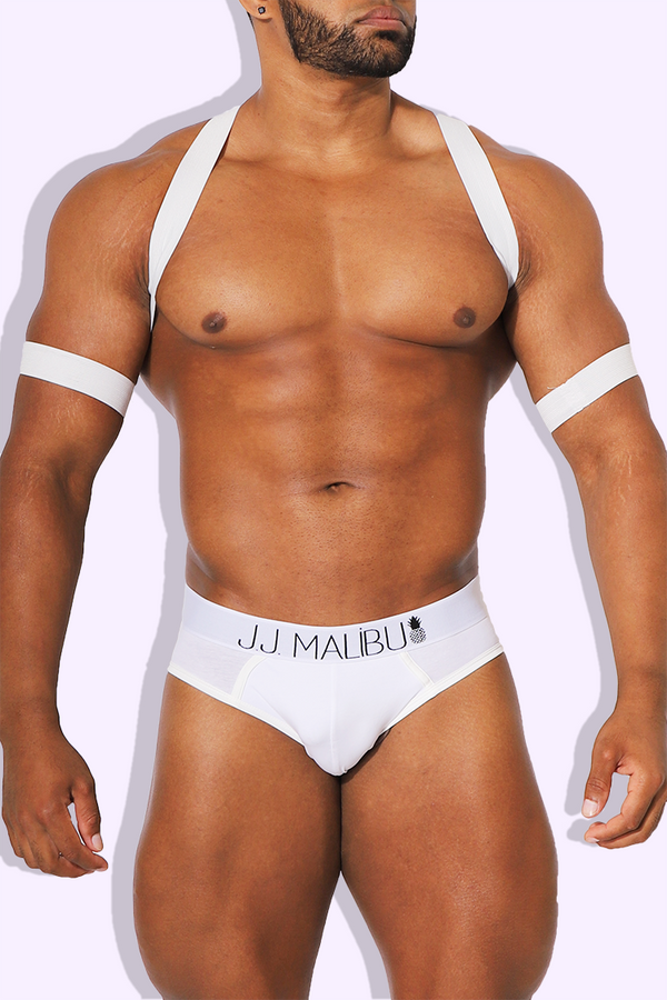 Festival Harness - White