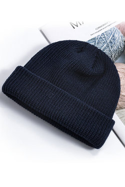 """How's Your Head?"" Beanie - Navy"