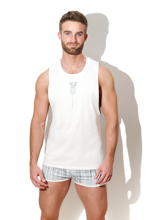 Hot Tuna sub gilet homme Gents Muscle Tank Top