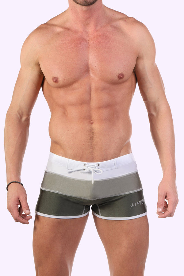 JJ Sporty Swim Trunk - Bondi Beach - J.J. Malibu