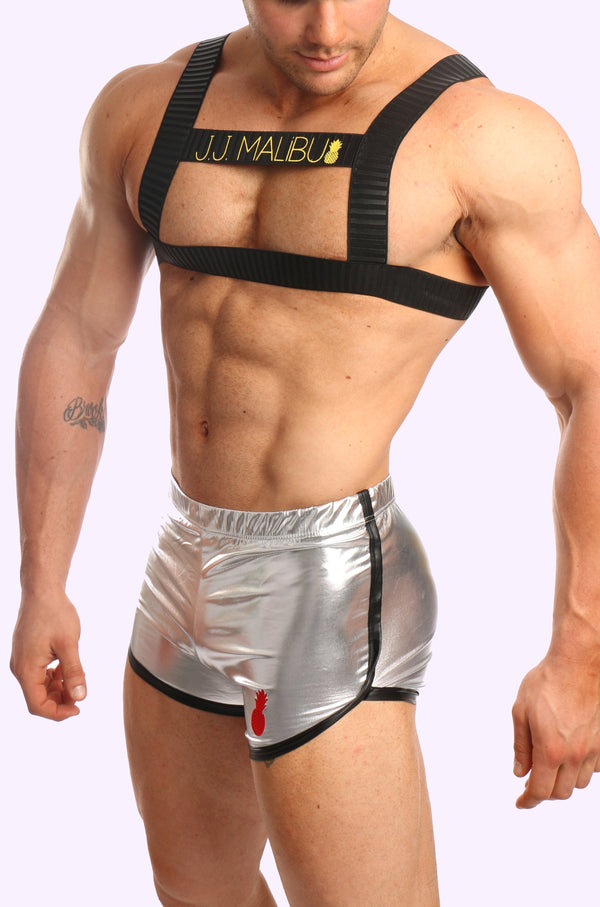 JJ Roman Harness - Black - J.J. Malibu
