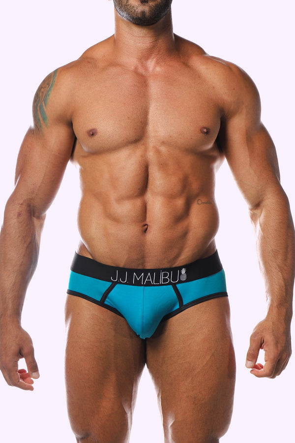 JJ Hip Briefs - Moonlight - J.J. Malibu