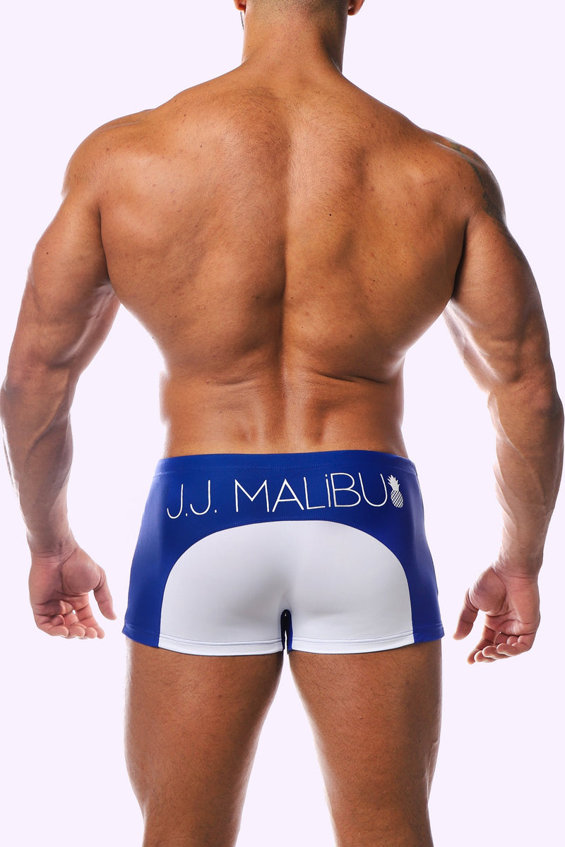 "JJ ""Drenched"" Trunks - Deep End - J.J. Malibu"
