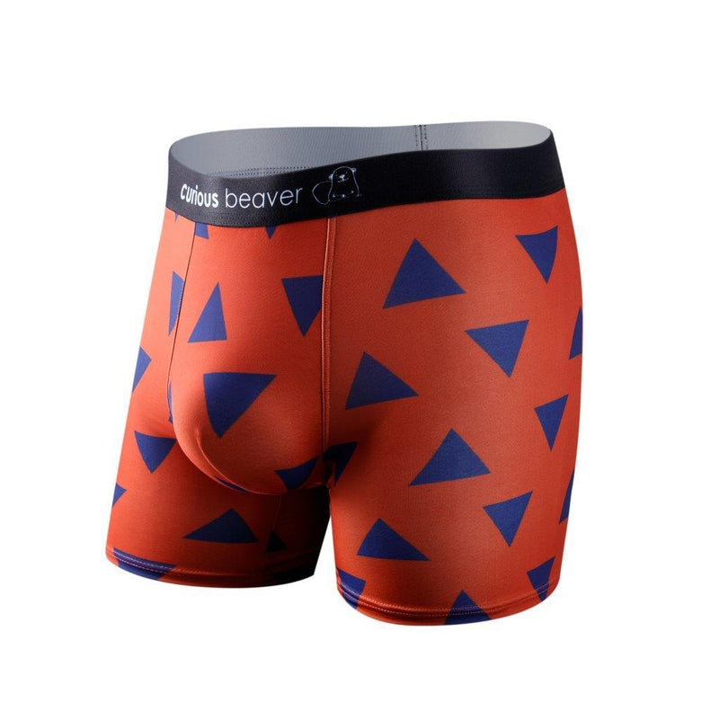 Try-Angles - Men's Boxer Briefs