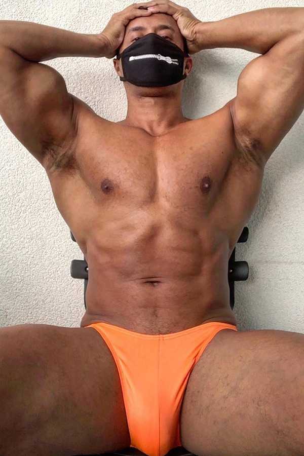 JJ Briefs - Orange
