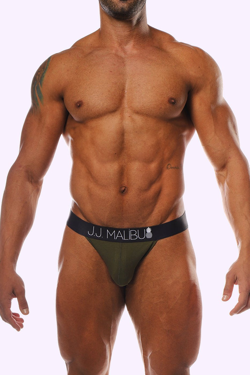 JJ Bikini Brief - Trenches - J.J. Malibu