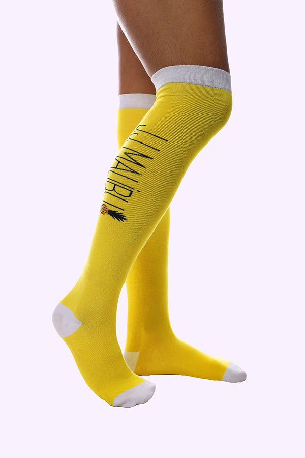 JJ Malibu Knee High Socks - J.J. Malibu