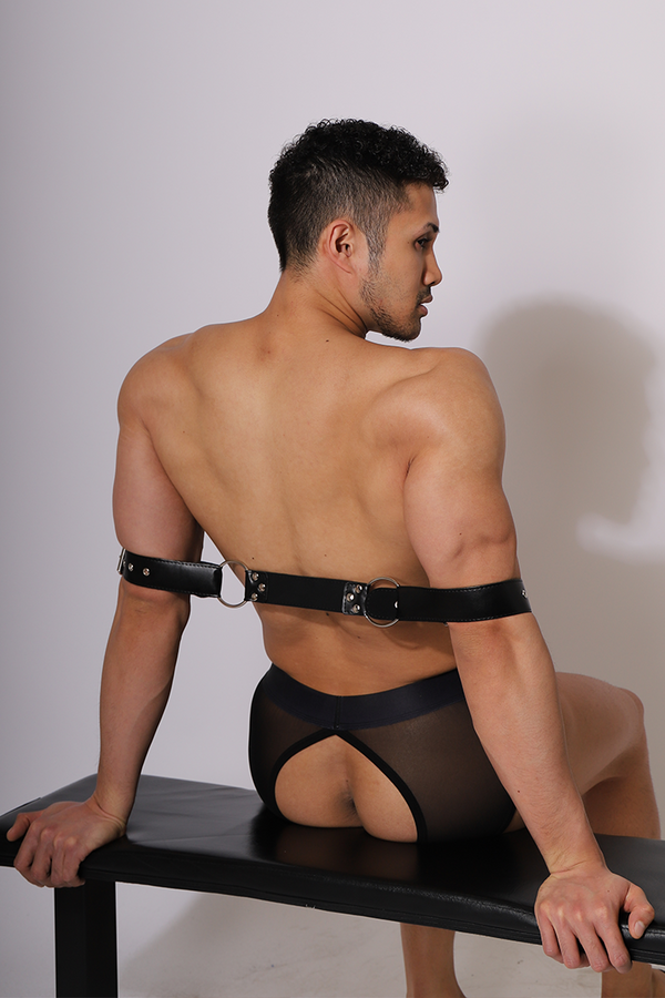 Kinky Arm Cuff Restraints Kit