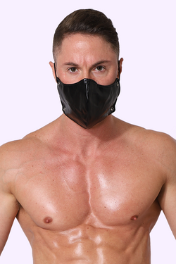 BDSM Faux Leather Mask