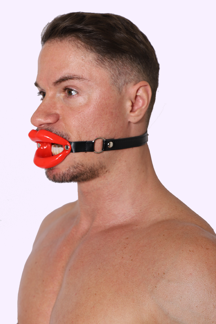 Fetish Open Mouth Gag