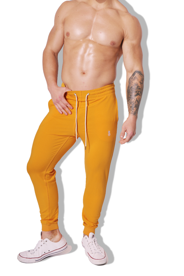 New Romantics Joggers - Sunset