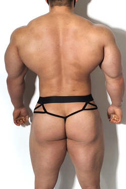 JJ Monsieur Thong - Navy