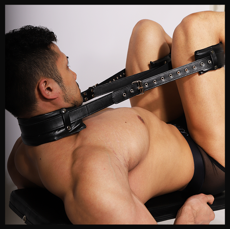 Pound Me! Thigh Cuff Restraints