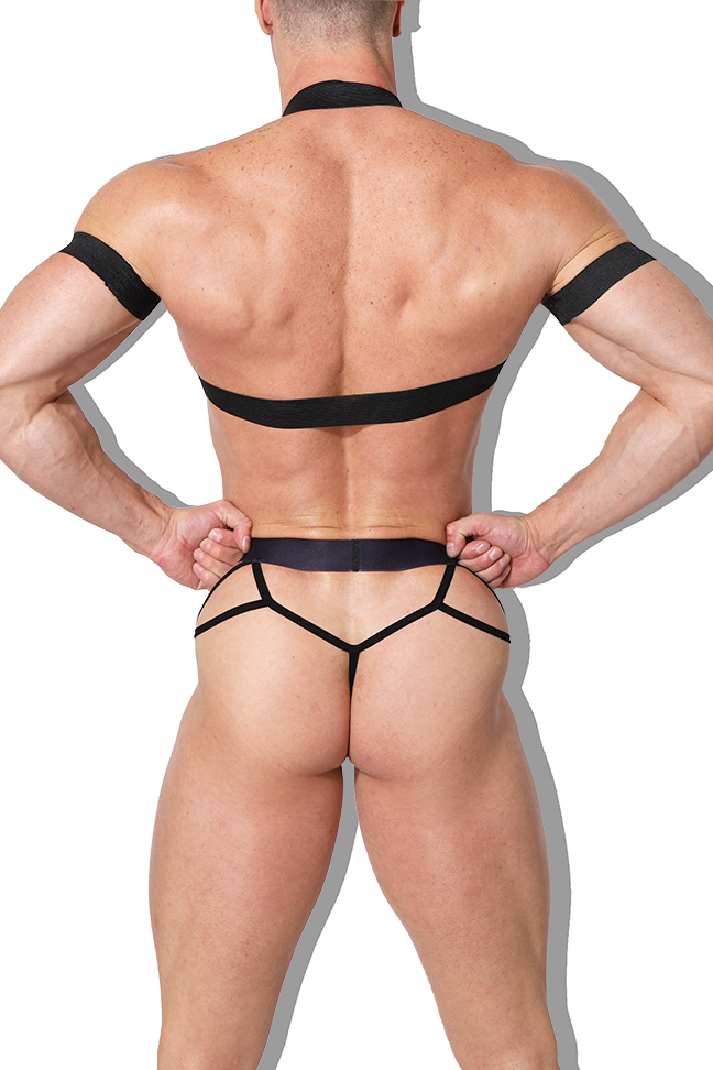 Ring Leader Harness - Black