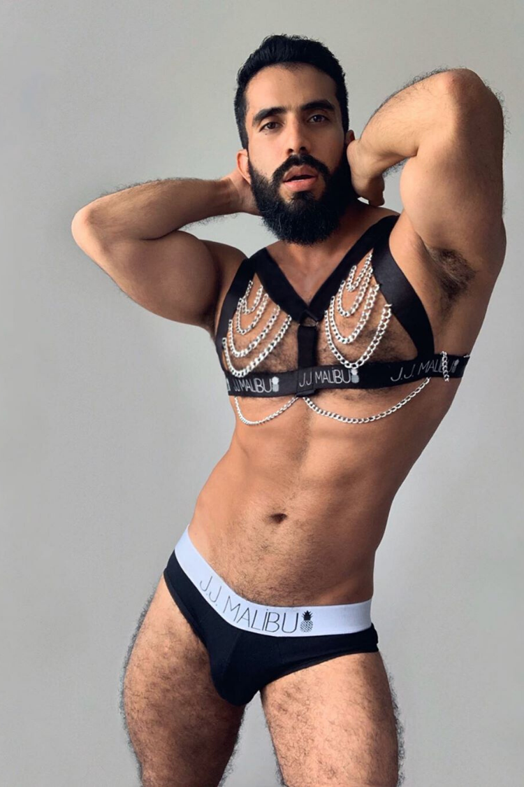 Fantasy Briefs - Black