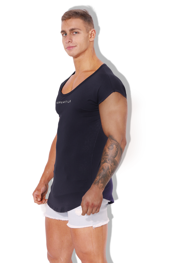 Capped Sleeve T-Shirt - Versatile