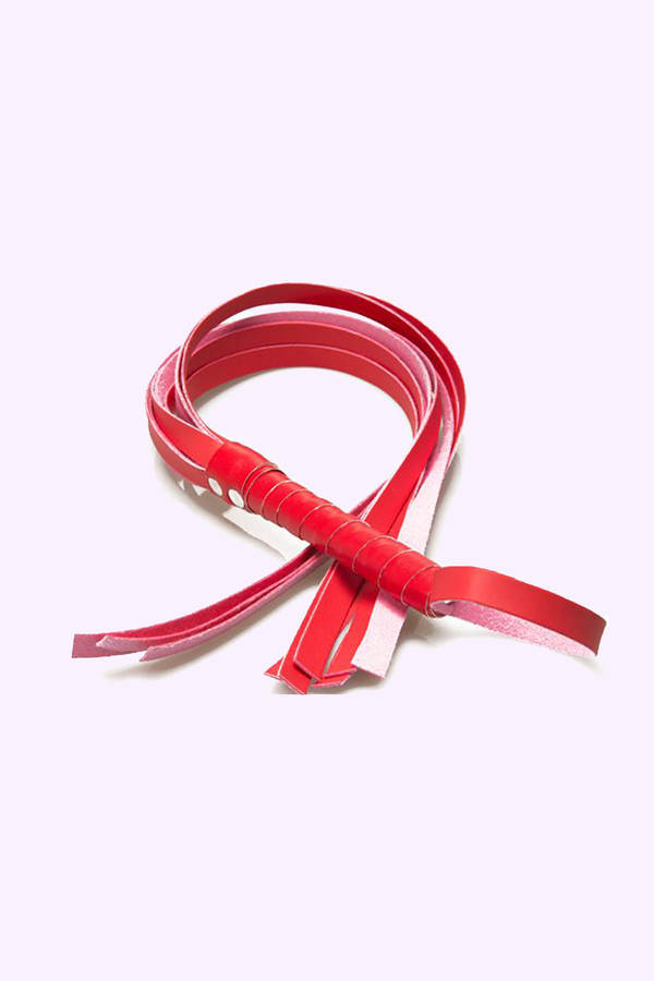 Red Whip for Sex. BDSM Whips & Adult Toys | S&M Fetish - Adult Sex Toys for Gay Men