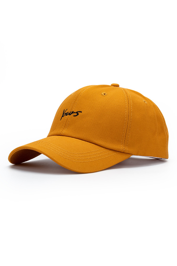 Yours Truly Sports Cap - Orange